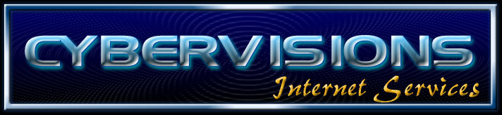 Welcome to CyberVisions Internet Services